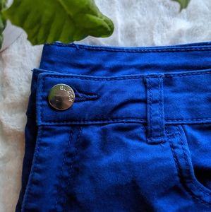 Royal Blue H&M Shorts